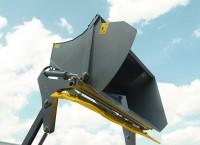 Recipiente colector construcción reforzada Sofisticada fijación para una mayor