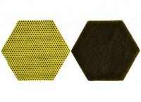 Scotch-Brite® Fibra 96Hex para Limpieza Profesional