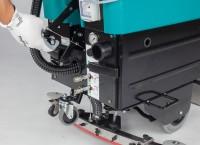 Boquilla limpia suelo para la función de fregadora