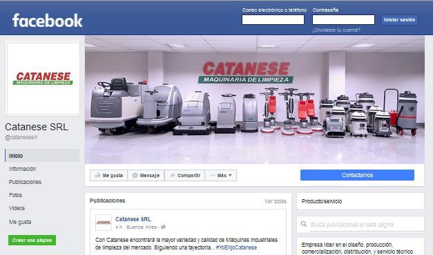 www.facebook.com/catanesesrl